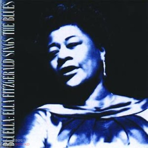 Ella Fitzgerald Bluella: Ella Fitzgerald Sings The Blues CD