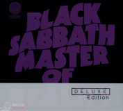 Black Sabbath ‎– Master Of Reality 2 CD Deluxe Edition