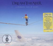 DREAM THEATER - A DRAMATIC TURN OF EVENTS CD + DVD