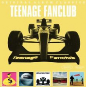 TEENAGE FANCLUB - ORIGINAL ALBUM CLASSICS 5 CD