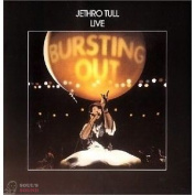 JETHRO TULL BURSTING OUT - LIVE 2 CD
