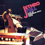 Jethro Tull Live at Carnegie Hall 1970 2 LP