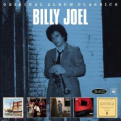 Billy Joel ‎– Original Album Classics vol. 2 5 CD