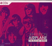 JEFFERSON AIRPLANE - THE BOX SET SERIES 4CD