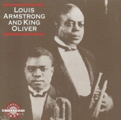 Louis Armstrong Louis Armstrong And King Oliver CD