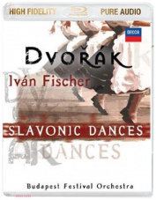 Ivan Fischer Dvorak: Slavonic Dances Blu-ray Audio