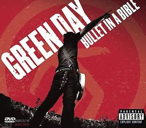 GREEN DAY - BULLET IN A BIBLE Blu-Ray