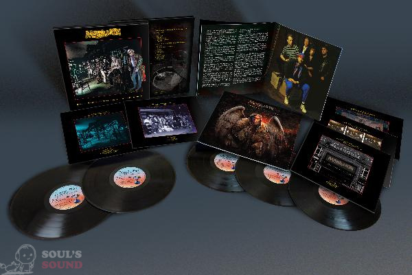 MARILLION Clutching At Straws (Deluxe Edition) 5 LP Box Set