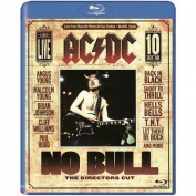 AC/DC No Bull The Directors Cut Blu-Ray