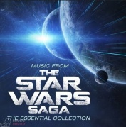 Music From The Star Wars Saga - The Essential Collection CD