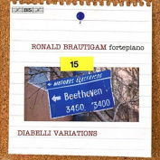 Ronald Brautigam. Beethoven. Complete Works for Solo Piano, Vol. 15 SACD