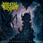 Skeletal Remains The Entombment Of Chaos CD Limited Digipack / Patch