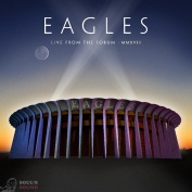 EAGLES LIVE FROM THE FORUM MMXVIII 2 CD + Blu-Ray