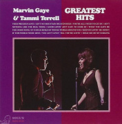Marvin Gaye & Tammi Terrell Greatest Hits CD
