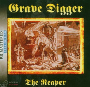 GRAVE DIGGER - THE REAPER - REMASTERED 2006 CD