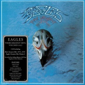 EAGLES THEIR GREATEST HITS VOLUMES 1 & 2 2 LP