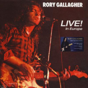 Rory Gallagher ‎– Live! In Europe LP