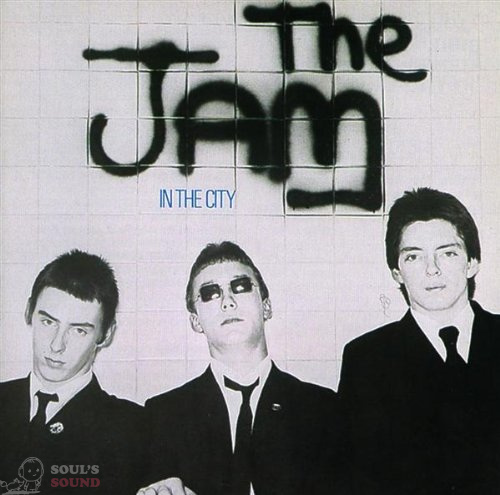 The Jam In The City CD