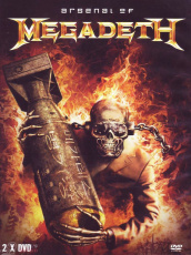 Megadeth The Arsenal Of Megadeth 2 DVD