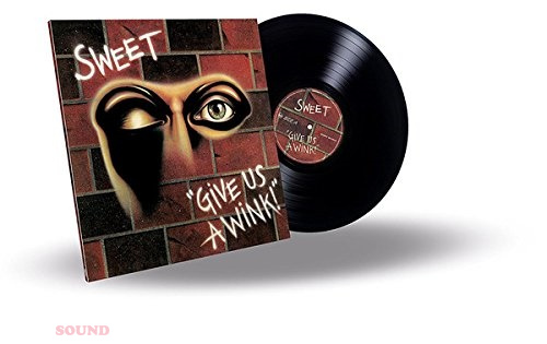 Sweet Give Us A Wink (New Vinyl Edition) LP