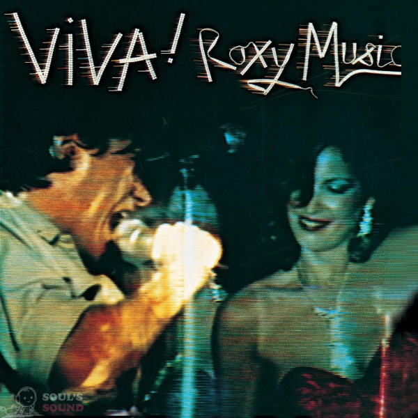 Roxy Music Viva! CD