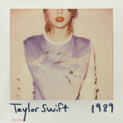 Taylor Swift 1989 2 LP