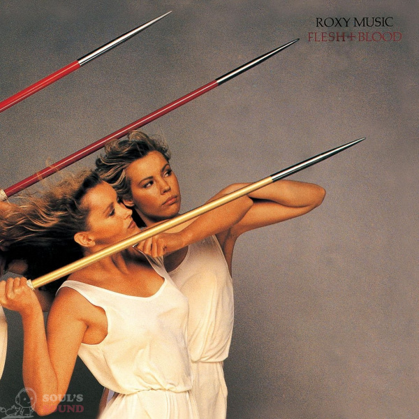 Roxy Music Flesh And Blood CD