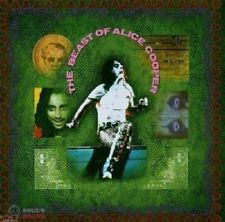 ALICE COOPER - THE BEAST OF ALICE COOPER CD