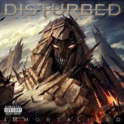 DISTURBED - IMMORTALIZED CD