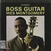 Wes Montgomery Boss Guitar CD