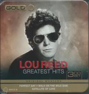 LOU REED - GOLD - GREATEST HITS 3 CD