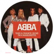 Abba - Take A Chance On Me LP