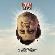 True Stories, A Film By David Byrne: The Complete Soundtrack 2 LP