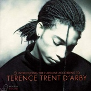 Introducing the Hardline According to Terence Trent D'Arby LP