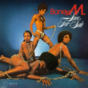 Boney M. Love For Sale LP