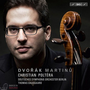 Dvorak & Martinu. Cello Concertos SACD