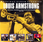 Louis Armstrong ‎– Original Album Classics 5 CD : The Okeh, Columbia & RCA Victor Recordings 1925-1933