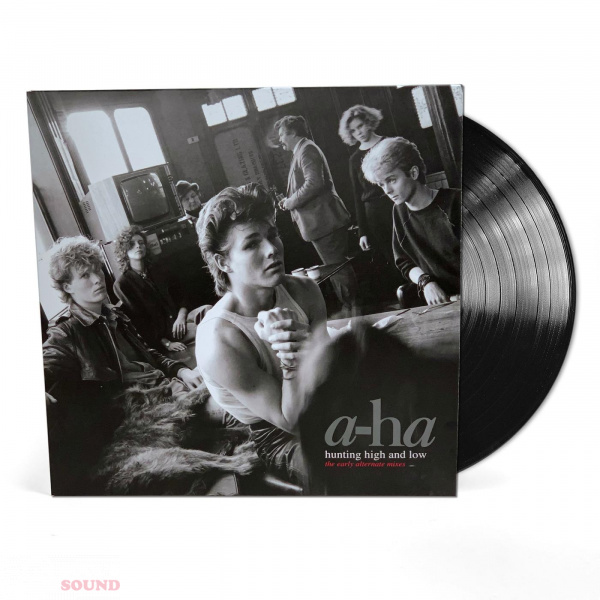 A-HA Hunting High And Low, The Early Alternate Mixes LP RSD2019 Limited