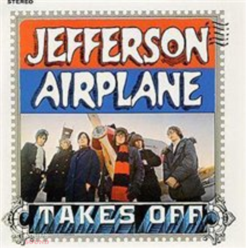 JEFFERSON AIRPLANE - TAKES OFF CD