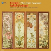 Itzhak Perlman Vivaldi Four Seasons LP