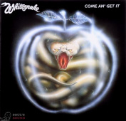 Whitesnake Come An' Get It CD