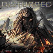 DISTURBED - IMMORTALIZED Deluxe CD