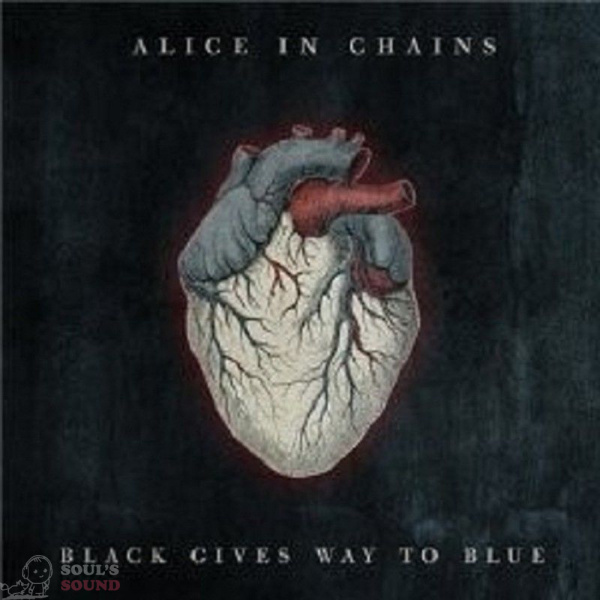 Alice In Chains - Black Gives Way To Blue CD