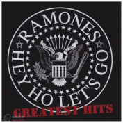 RAMONES - GREATEST HITS CD