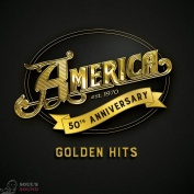 America 50th Anniversary: Golden Hits CD