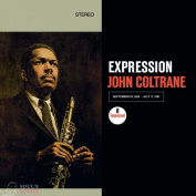 John Coltrane Expression CD