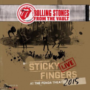 The Rolling Stones Sticky Fingers Live At The Fonda Theatre CD + DVD