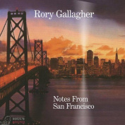 Rory Gallagher Notes From San Francisco Deluxe Edition 3 LP