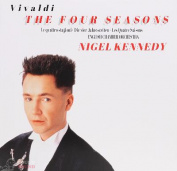 Nigel Kennedy Vivaldi The Four Seasons LP