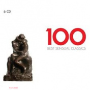 VARIOUS ARTISTS - 100 BEST SENSUAL CLASSICS 6 CD